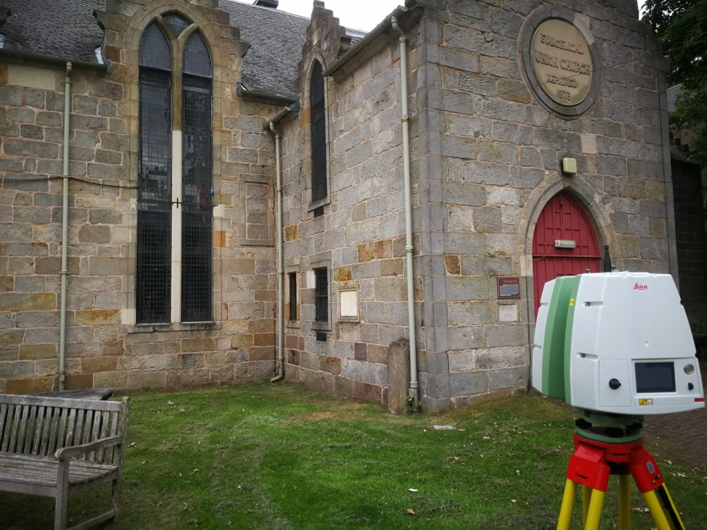 3D Laser Scanning Service for Heritage