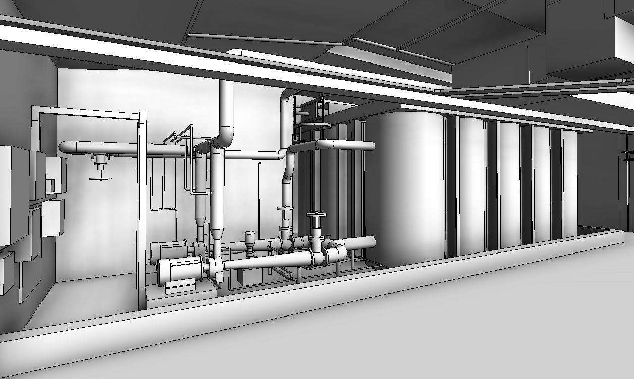 3D Laser Scanning Service | Scan2BIM | Measured Surveys | Matterport